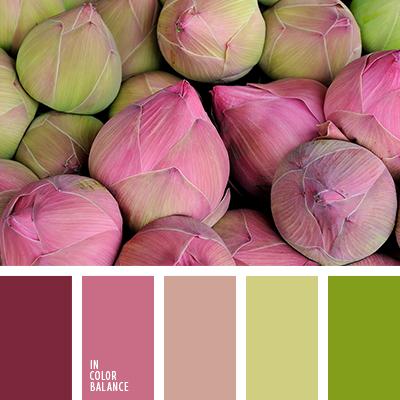 Paleta de colores №1966