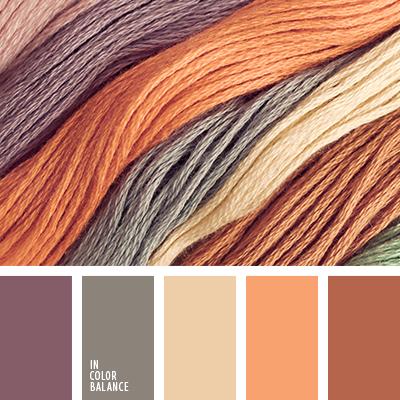 Paleta de colores №1967