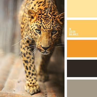 Paleta de colores №1995