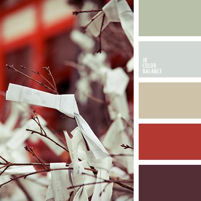 Paleta de colores №1998
