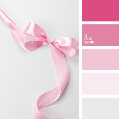 Colores Bebe.Color Rosa Bebe In Color Balance